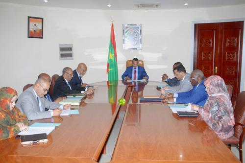 Le Premier ministre préside les travaux du comité interministériel chargé de la modernisation de l'administration