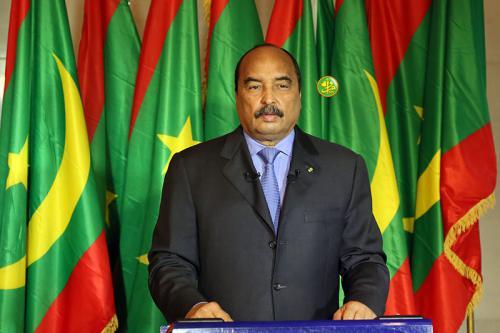 Le Président de la République appelle à l'esprit de fraternité et de solidarité