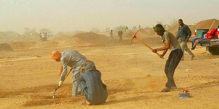 Trois morts dans l'effondrement d'un puits d'orpaillage en Mauritanie