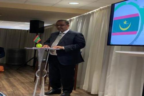 Le président de l'Union nationale du patronat mauritanien appelle les sociétés de gaz et de pétrole à établir des partenariats durables avec le secteur privé mauritanien