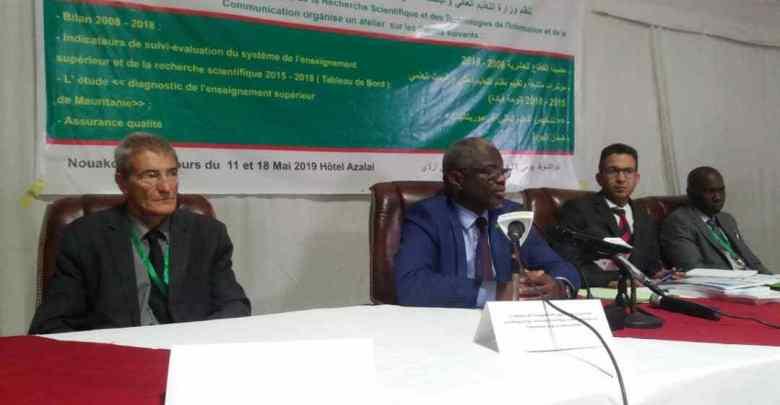 Mauritanie : atelier autour des réalités de l'enseignement supérieur