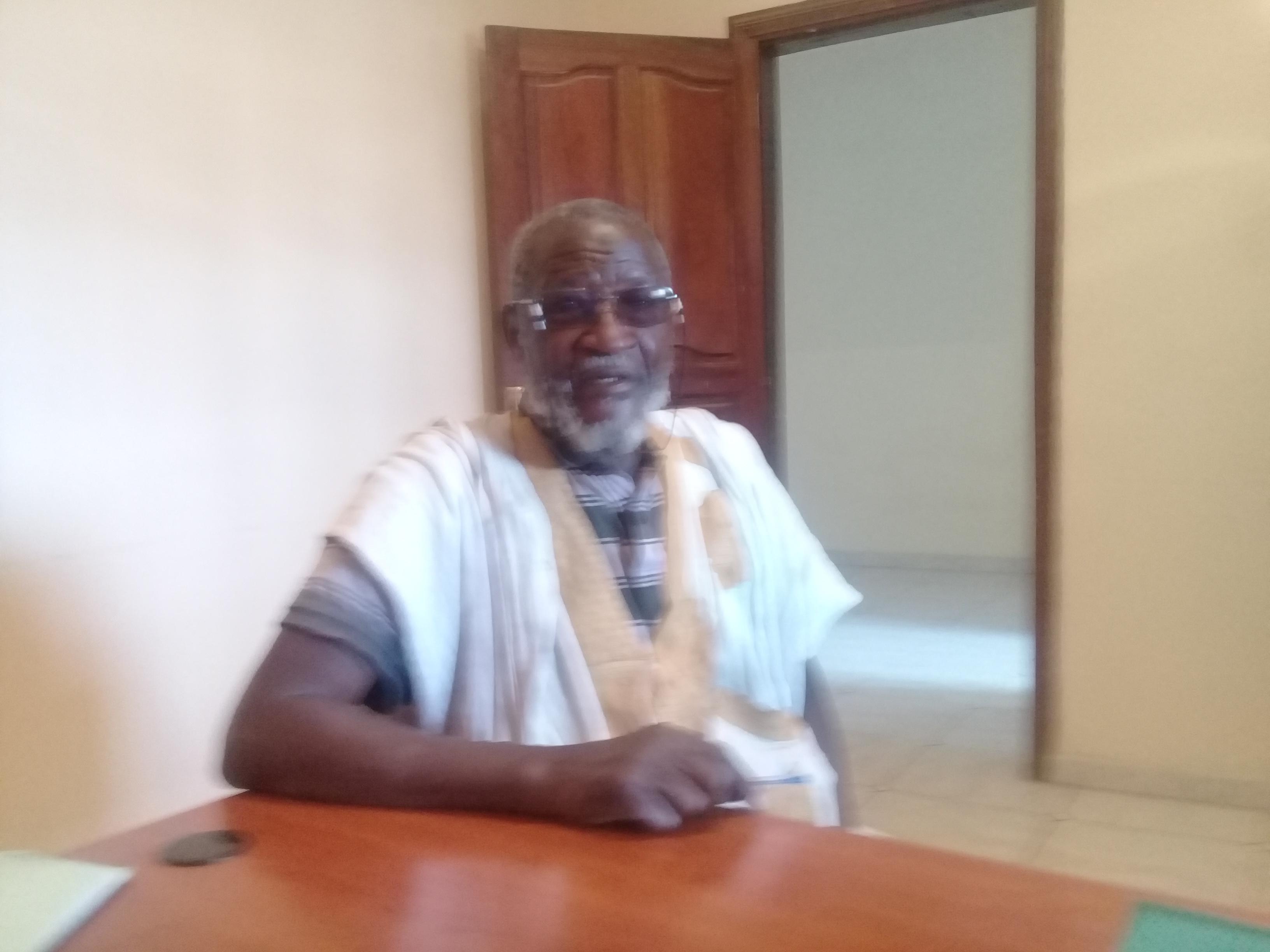 Saleck ould El Mamy réclame justice auprès du chef de l'Etat
