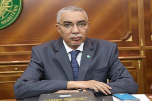 Retour à Nouakchott du ministre de la Défense nationale