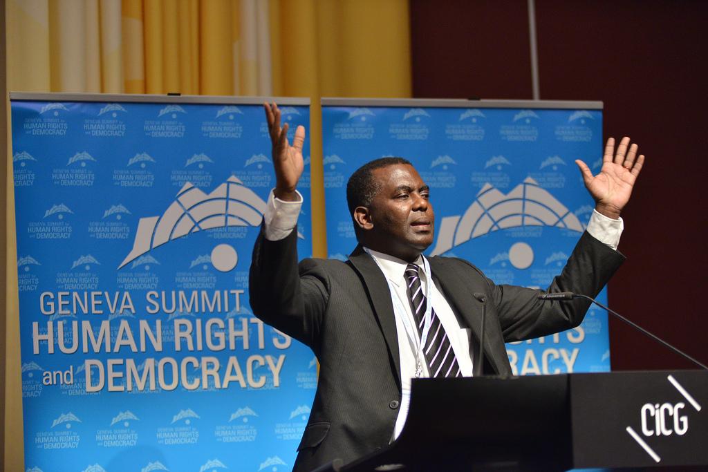 Mauritanie - Présidentielles : Vers la sortie d'un livre sur le candidat Biram D. Abeid