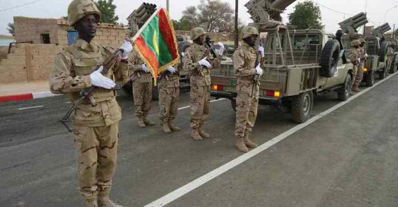 Mauritanie : distribution d'aides aux familles des militaires victimes des terroristes au Tiris Zemour