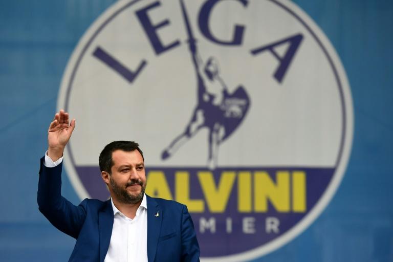 La grand-messe nationaliste à Milan gâchée par un scandale autrichien