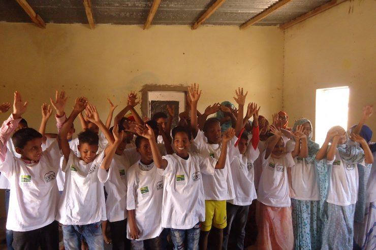 L'OMVS au cœur des écoles reculées du Brakna et du Trarza