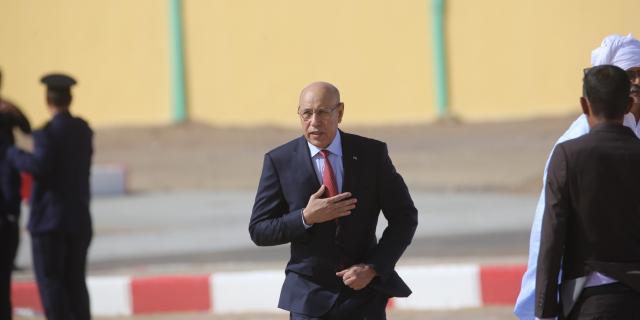 Présidentielle 2019: Un candidat à Kiffa pour accueillir le Président Ould Abdelaziz