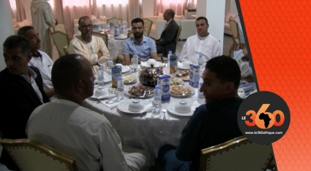 L'ambassadeur du Maroc offre un « Ftour » aux ressortissants du royaume
