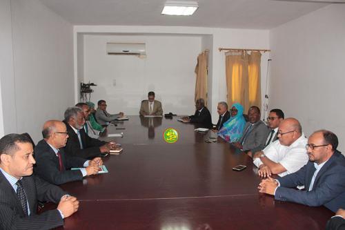 Le conseil de la HAPA se réunit avec les responsables des institutions de presse audiovisuelles publiques