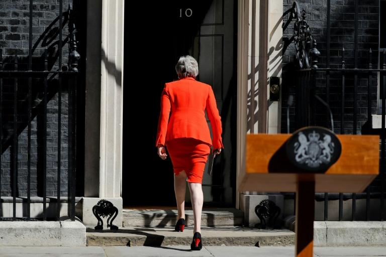 Déjà sept candidats à la succession de Theresa May