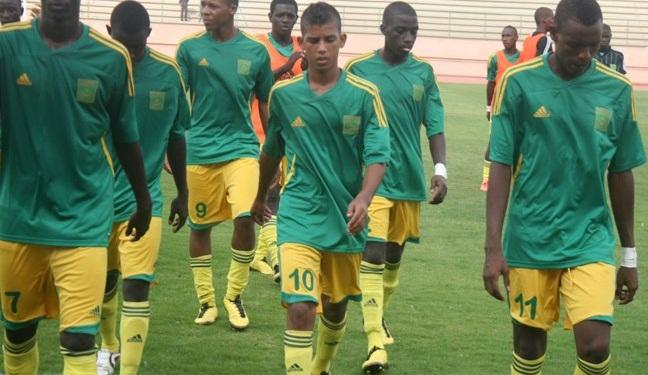 Amicaux : La Mauritanie jouera Madagascar et le Bénin