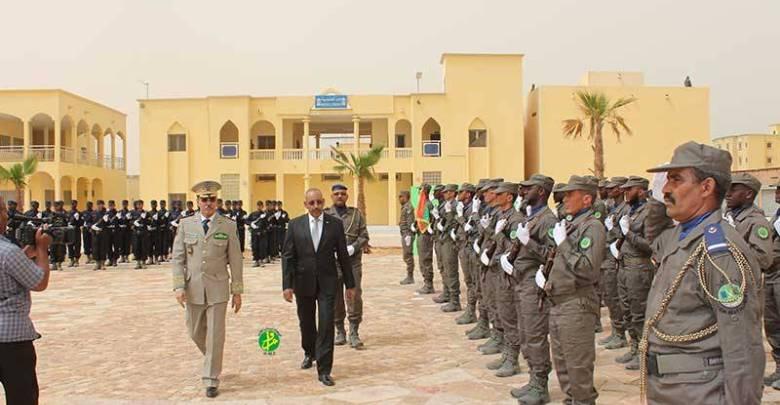 Mauritanie : la garde nationale célèbre ses 107 ans