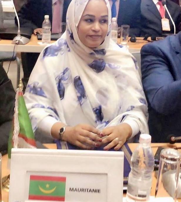 Ghazouani nomme la Trésorière de sa campagne électorale