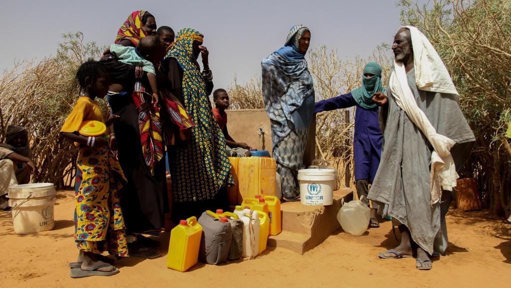 Mauritanie: Mbera, le défi de l'eau en plein desert