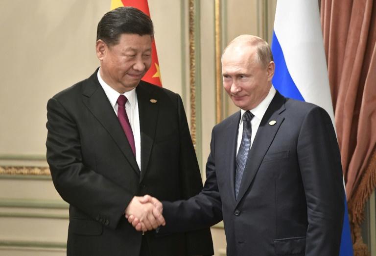 """Xi Jinping en Russie pour ouvrir une """"nouvelle ère"""" d'amitié Pékin-Moscou"""