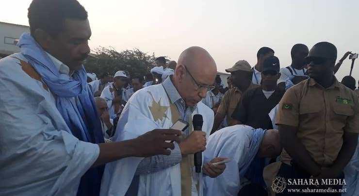 Mauritanie : le candidat O. Ghazouani promet de mobiliser 200 milliards pour lutter contre la pauvreté