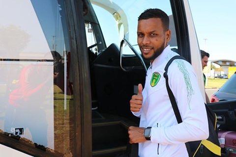 Arrivée des Mourabitounes à Marrakech en préparation de la CAN 2019