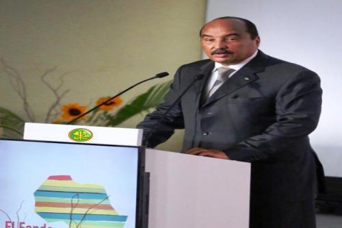 Le Président de la République appelle les partenaires de l'Afrique à contribuer fortement au fonds fiduciaire de solidarité