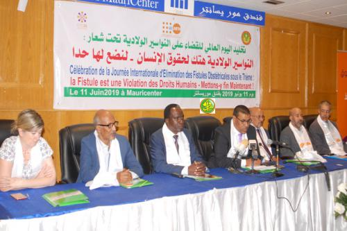 Notre pays célèbre la journée internationale de l'élimination des fistules obstétricales