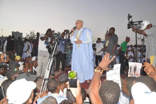 Le candidat Mohamed Cheikh Mohamed Ahmed : je travaillerai pour réaliser un développement économique global