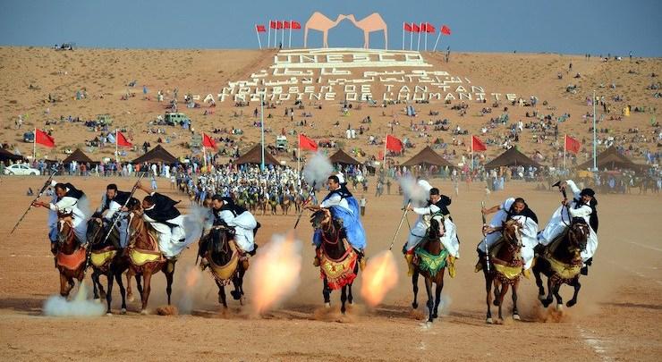 La Mauritanie invitée d'honneur du festival de Tan-Tan