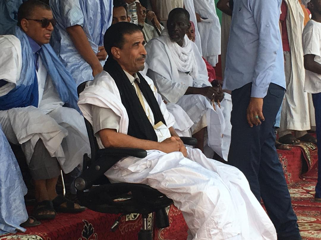 """Mauritanie : Le candidat O. Mouloud appelle à une """"révolution électorale"""""""