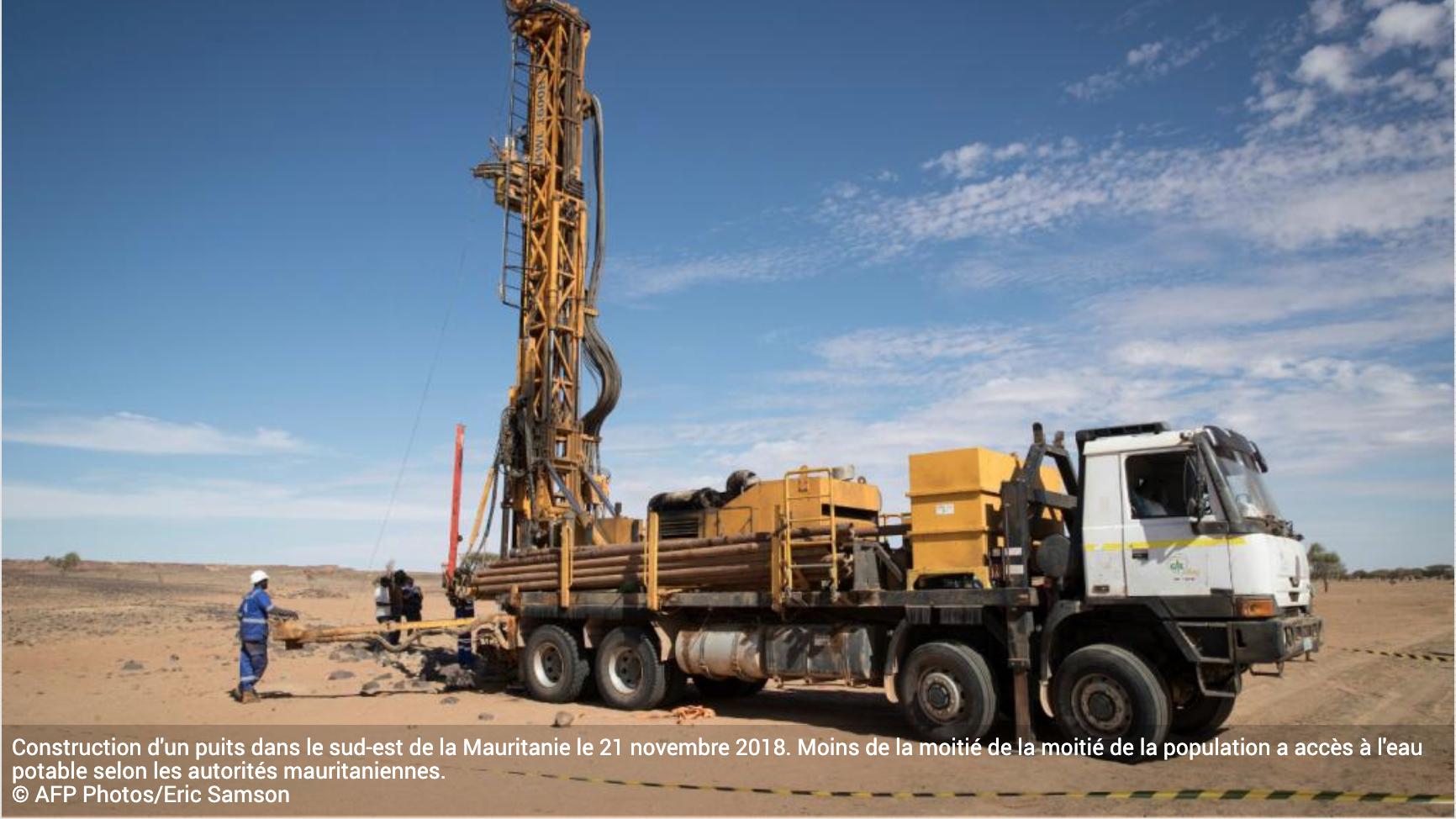 L'accès à l'eau, un défi du quotidien dans l'est de la Mauritanie