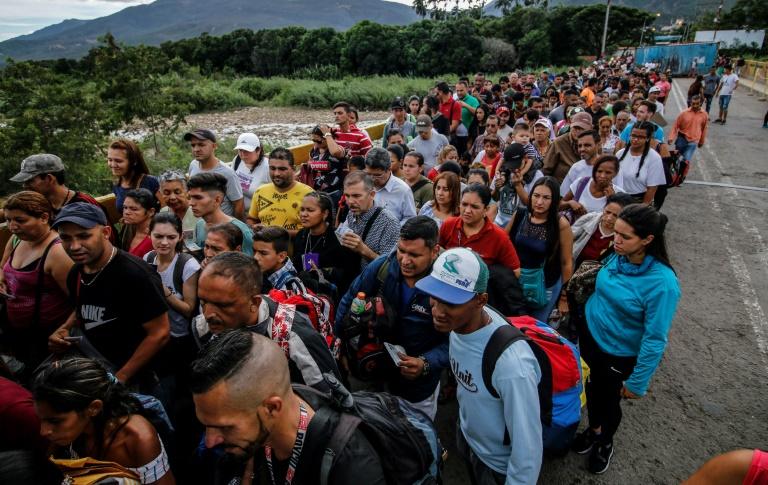 Record mondial: plus de 70 millions de réfugiés et déplacés fin 2018, selon l'ONU
