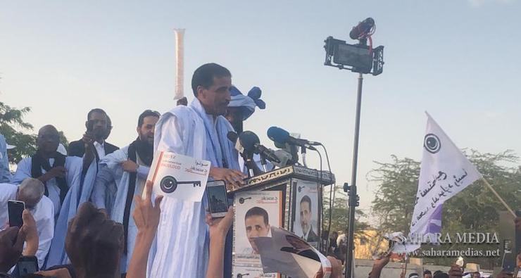 Mohamed O. Maouloud : « le régime s'apprête à confisquer le résultat des élections »