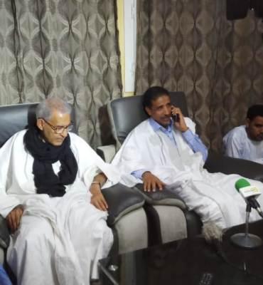 Mauritanie - Présidentielle : Ghazouani incapable d'aller au 2 tour (O. Mouloud)