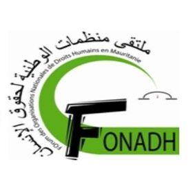 Le FONADH rappelle le calvaire des déportés au Sénégal et au Mali