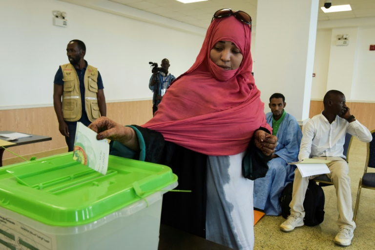 Présidentielle en Mauritanie pour une transition démocratique inédite, voire une alternance