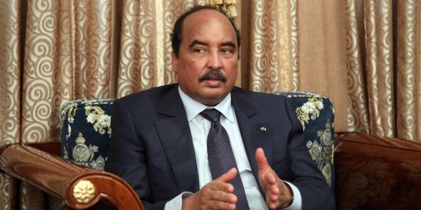 Mauritanie – Elections : Aziz a présidé une réunion restreinte sur la situation sécuritaire