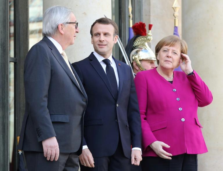 Nominations dans l'UE: un sommet de crise pour conclure un grand marchandage