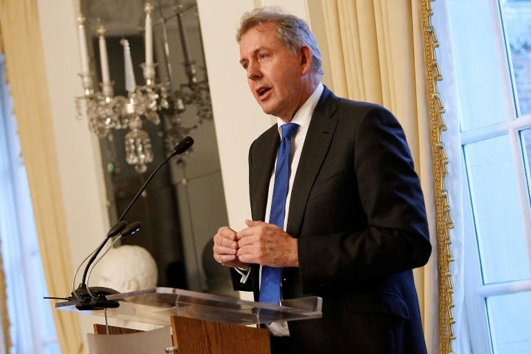 Face à la colère de Trump, l'ambassadeur britannique aux Etats-Unis démissionne