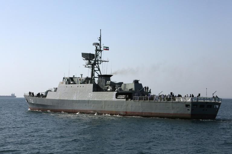 Golfe: Londres accuse des navires iraniens d'avoir tenté de bloquer un pétrolier britannique