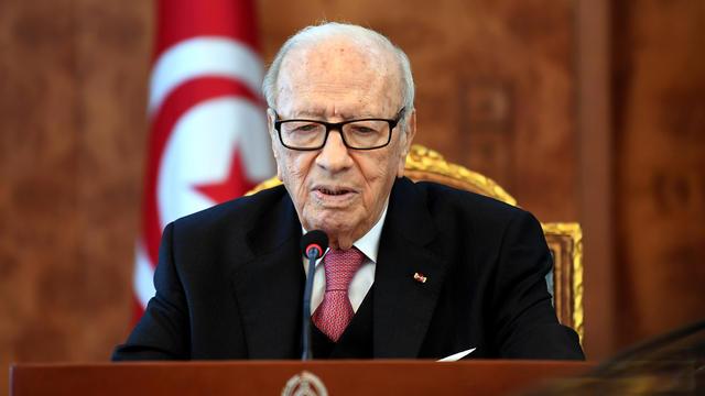 Le Président élu reçoit un message de félicitations du Président de la République de Tunisie
