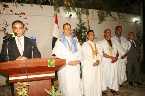 L'ambassade d'Egypte se félicite du climat démocratique dans lequel se sont déroulées les élections présidentielles en Mauritanie