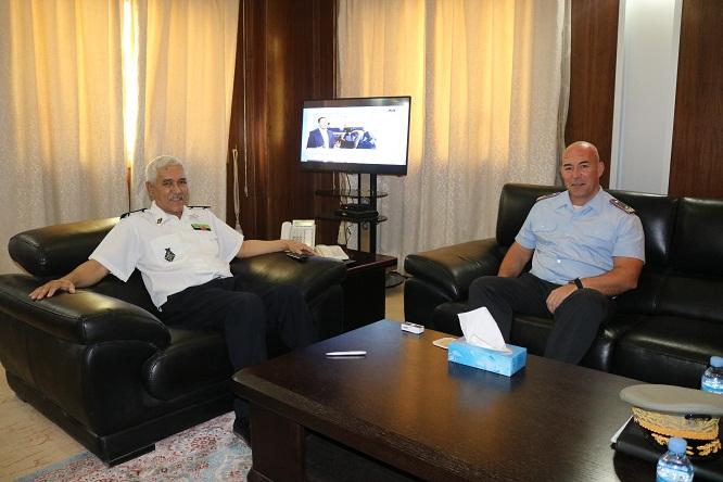 Un responsable militaire allemand achève sa visite à Nouakchott
