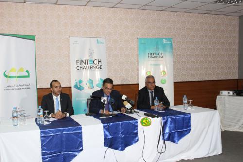Accompagnement des finalistes de la 1ere édition du BCM Fin Tech Challenge