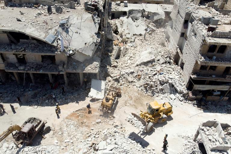 Syrie: 50 civils tués dans des raids sur la région d'Idleb