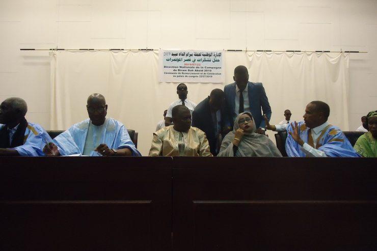 Un nouveau leader politique nommé Birame Dah Abeid
