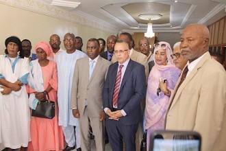 Mauritanie -Les leaders politiques et les défenseurs des droits de l'homme vers une bonne entente (BDA)