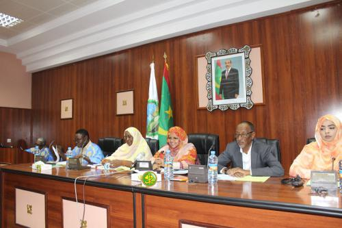 Réunion du Conseil régional de Nouakchott
