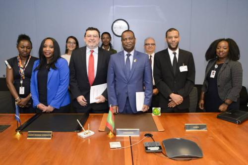 La Banque Mondiale accorde à la Mauritanie un soutien budgétaire de 50 millions dollars