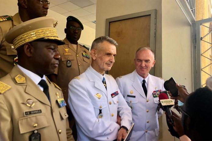 Un nouveau Général prend les commandes de l'opération Barkhane