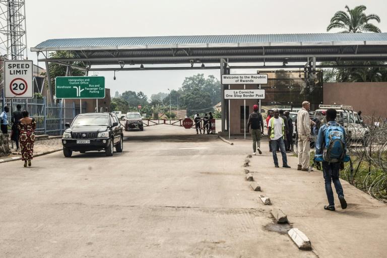 Ebola en RDC: le Rwanda ferme sa frontière après des cas à Goma