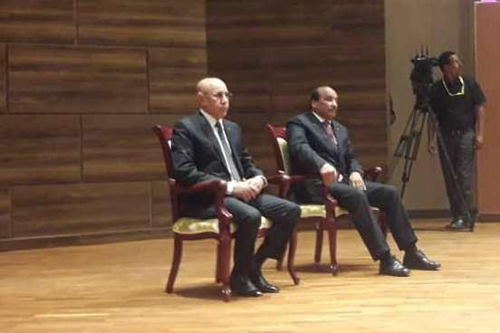 "Président Aziz : O. Ghazouani ""mérite qu'on lui fasse confiance"""