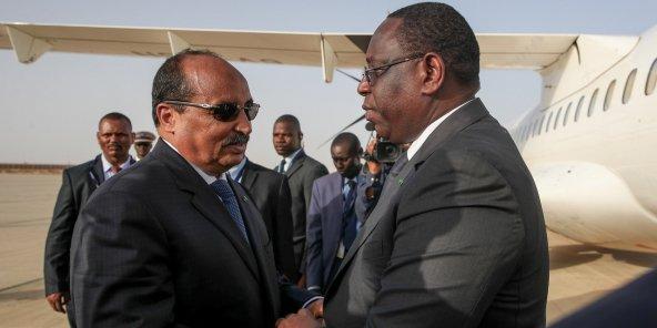 Mauritanie : le dîner d'adieu du président sortant Mohamed Ould Abdelaziz